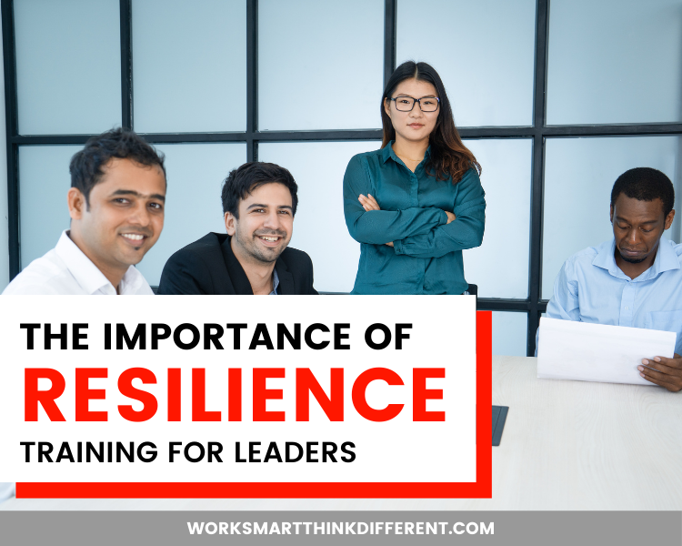 resilience training for leaders