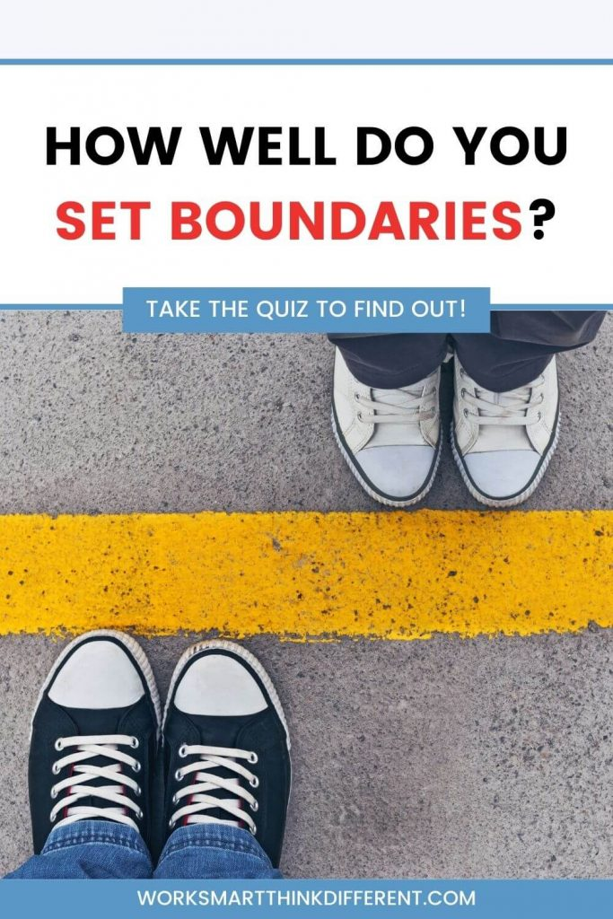 How Well Do You Set Boundaries? Take the Quiz