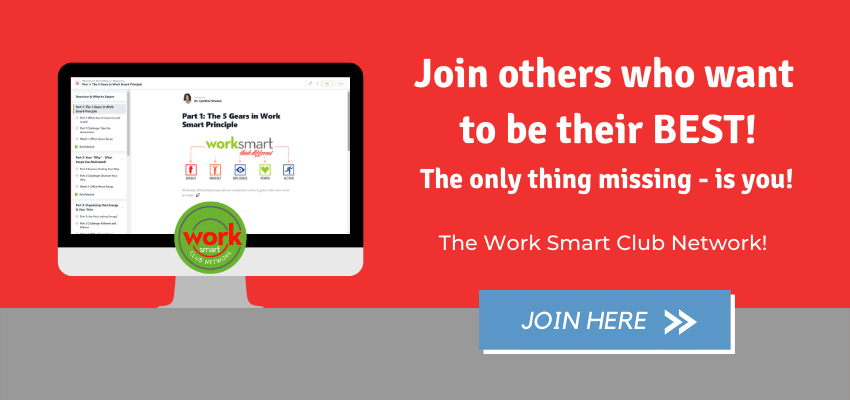 Join the Work Smart Club Network